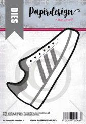 Papirdesign - Dies - Sneakers 2