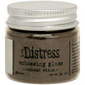 Tim Holtz Distress Embossing Glaze - Walnut Stain-