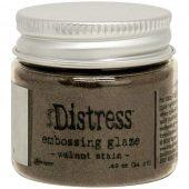 Tim Holtz Distress Embossing Glaze - Walnut Stain-