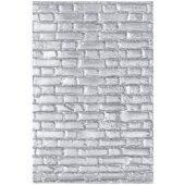 Sizzix 3D Texture - Brickwork - Embossingfolder