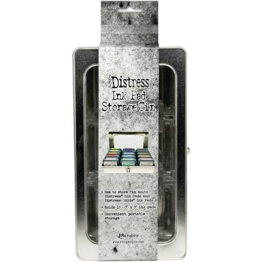 Tim Holtz - Distress Ink Pad Storage Tin