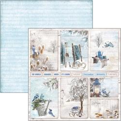 Winter Cards, Time For Home -