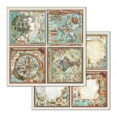 Sea World - Stamperia Double-Sided Cardstock