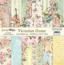 ScrapBoys - Victorian Home