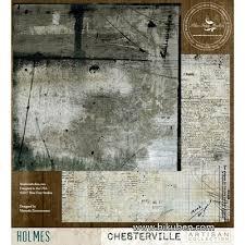 Blue fern - Chesterville - Holmes