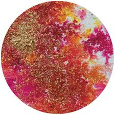 Catherine wheel - Nuvo Shimmer Powder