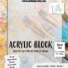 Akryl kloss -  A4 - Aall & create