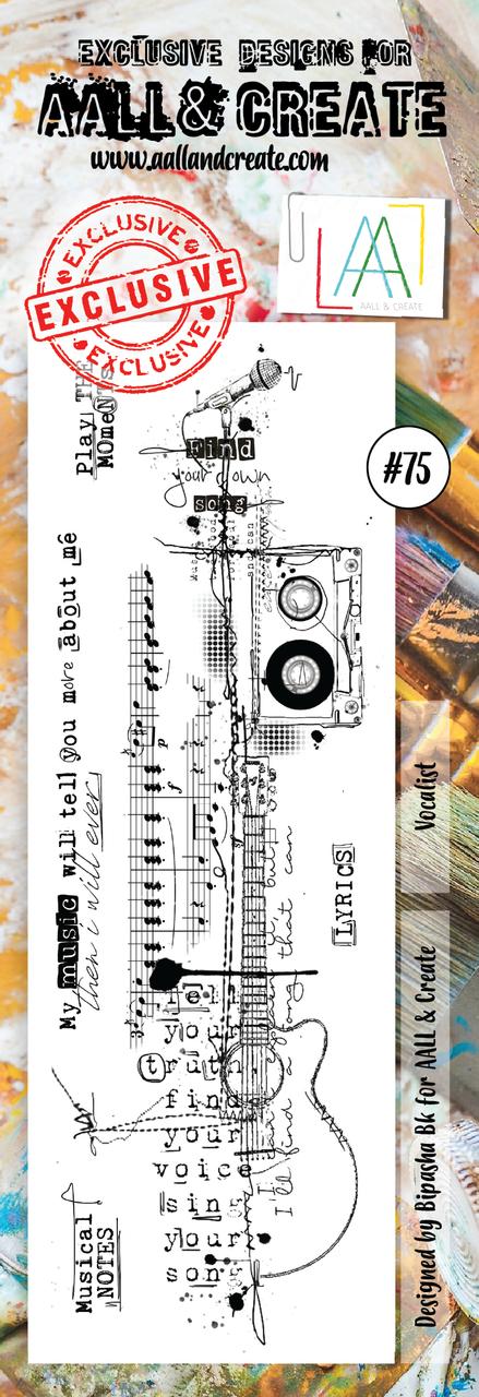 Aall&Create - #75 - Vocalist