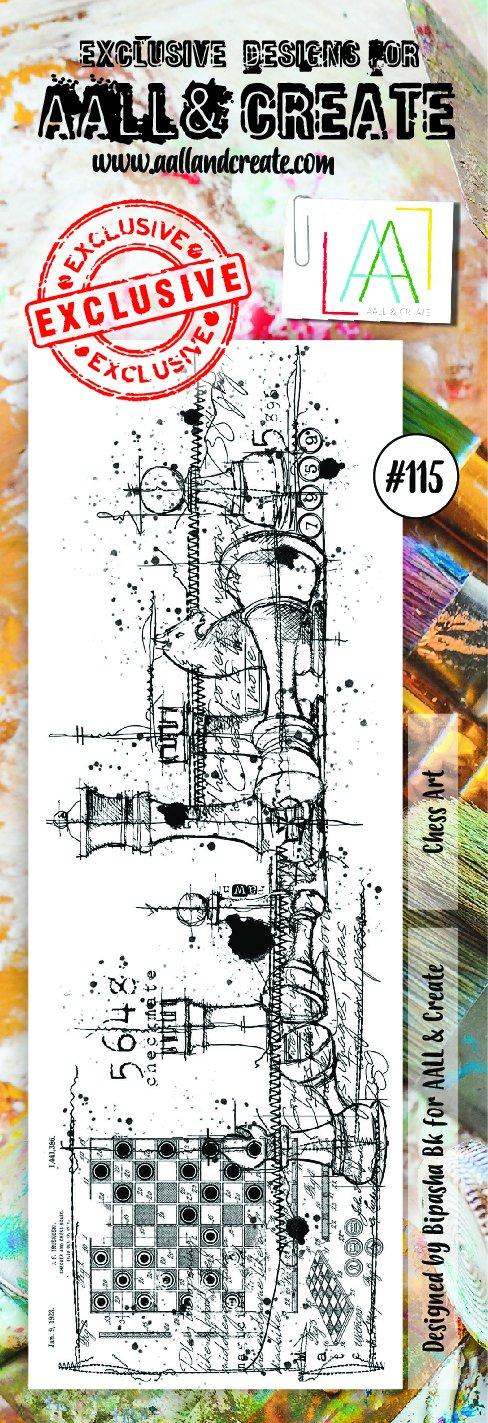 Aakll&Create - #115 - Chess Art