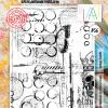 Aall&Create - #56 - A4 - Vintage Grafitti
