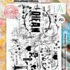 Aall&Create -A4 - #55  Layered Grunge