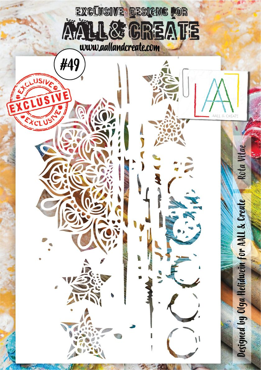 Aall&Create - A5 -  #49 - Rota Vitae