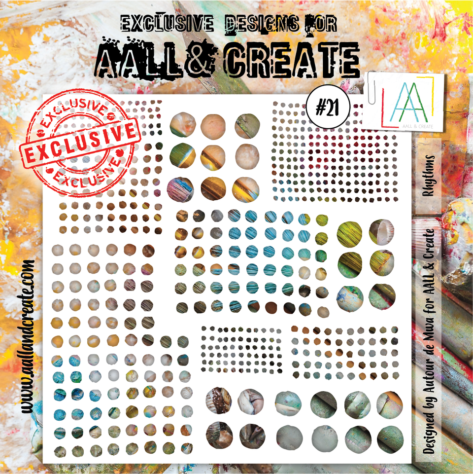 Aall&Create - 6 x 6 - #21 - Rhytms