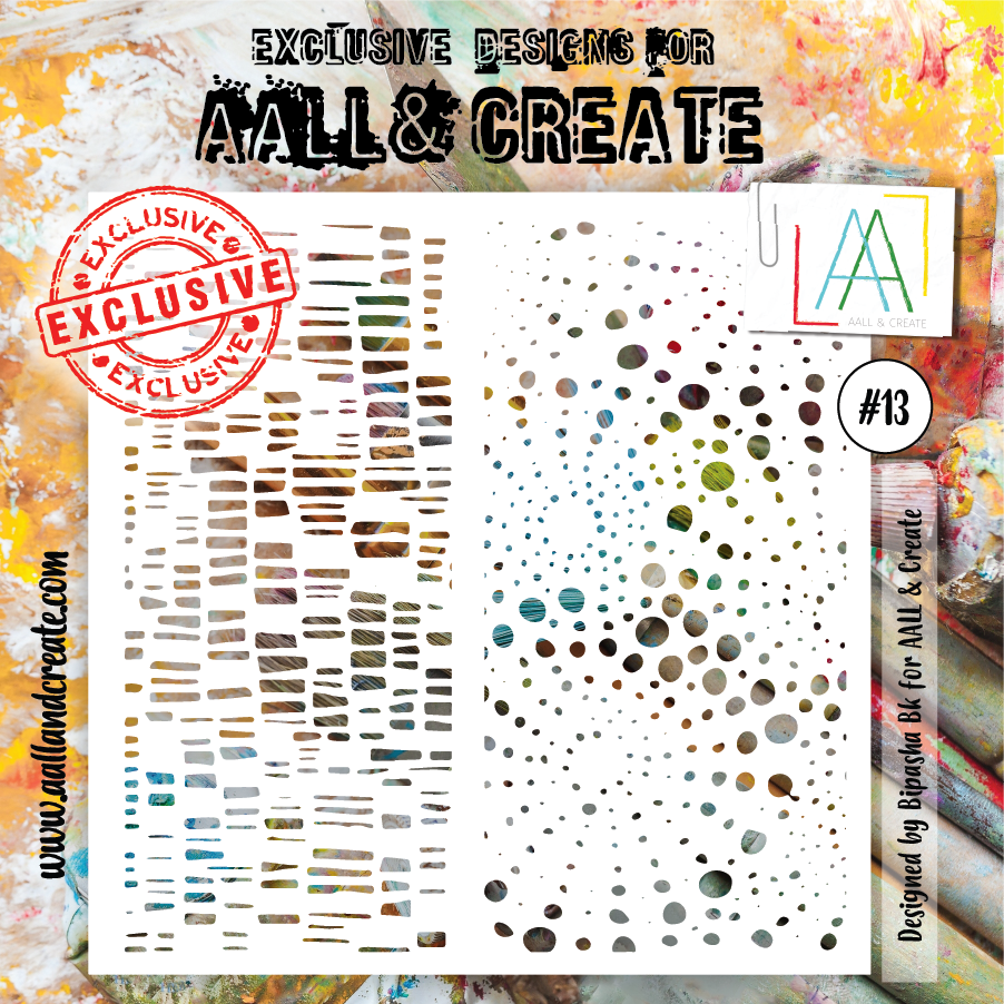 Aall&Create - 6 x 6 - #13 -