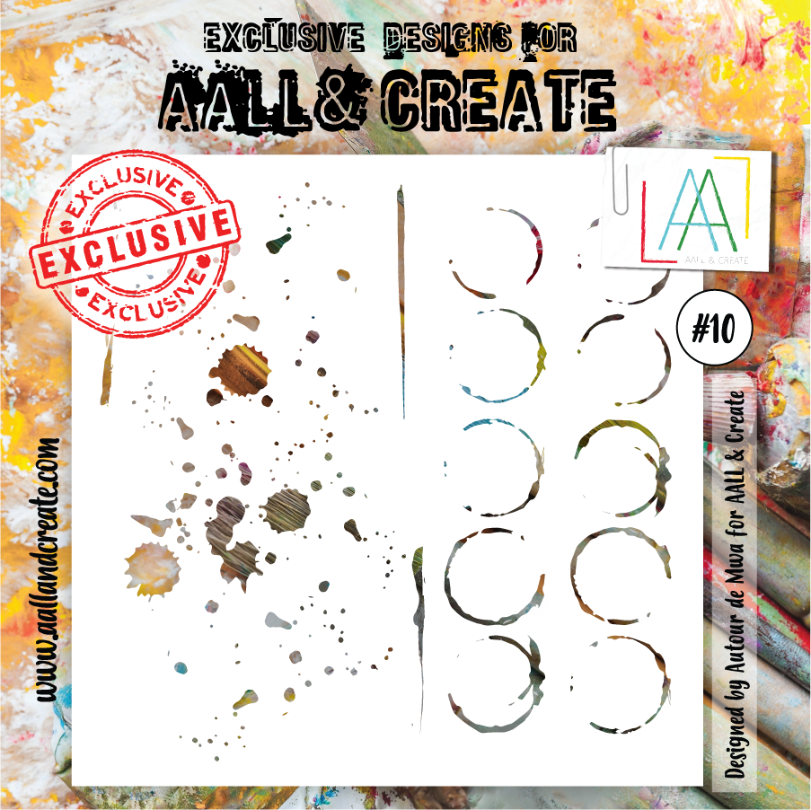 Aall&Create - 6 x 6 - #10