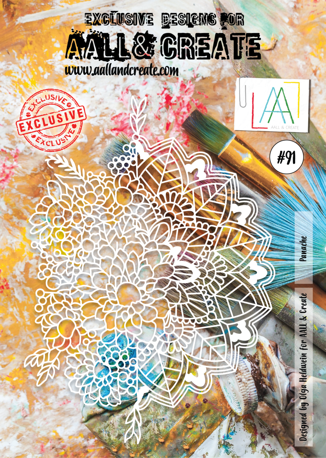 Aall&Create - A4 - #91 - Panache