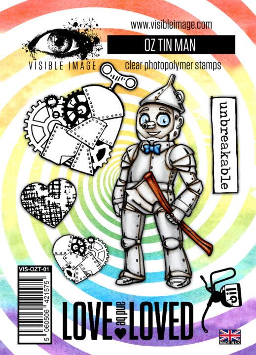 OZ Tin Man - Visible image