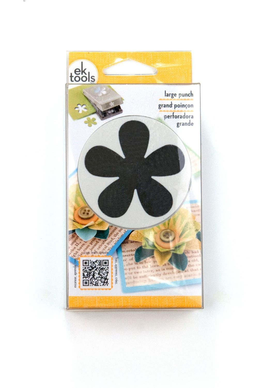 EK tools large retro flower