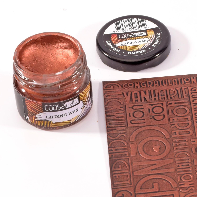 Gilding wax metal copper