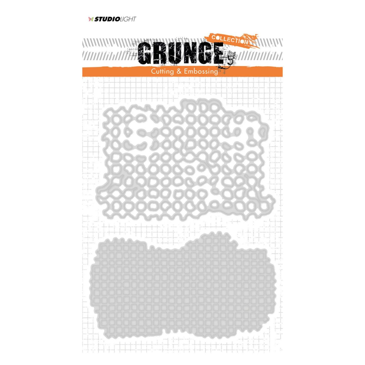 Studio Light embossing die cut Grunge nr.150