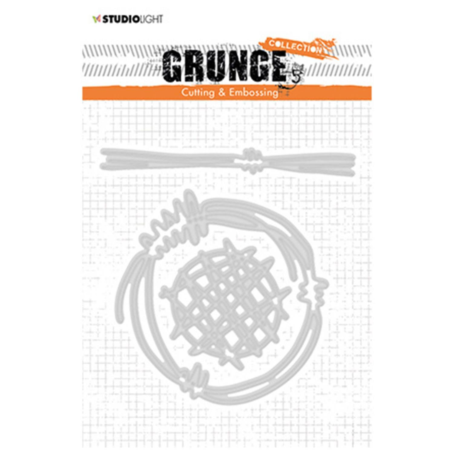 Studio Light • Embossing die cut Grunge 4.0 nr.273