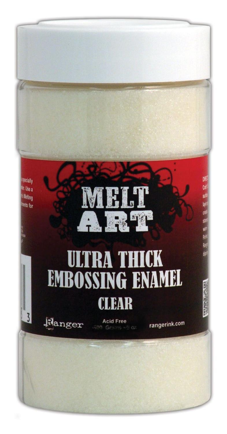 Ultra thick embossing enamel 180g clear