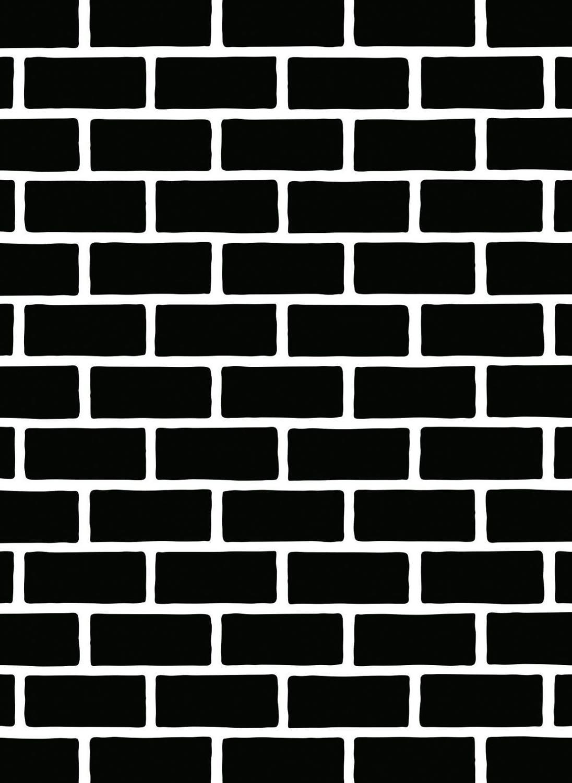 Embossing folder brick
