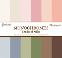Monochromes - Shades of Miles - Hel kollektion