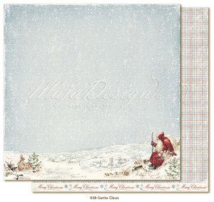 Joyous Winterdays - Santa Claus - Maja design