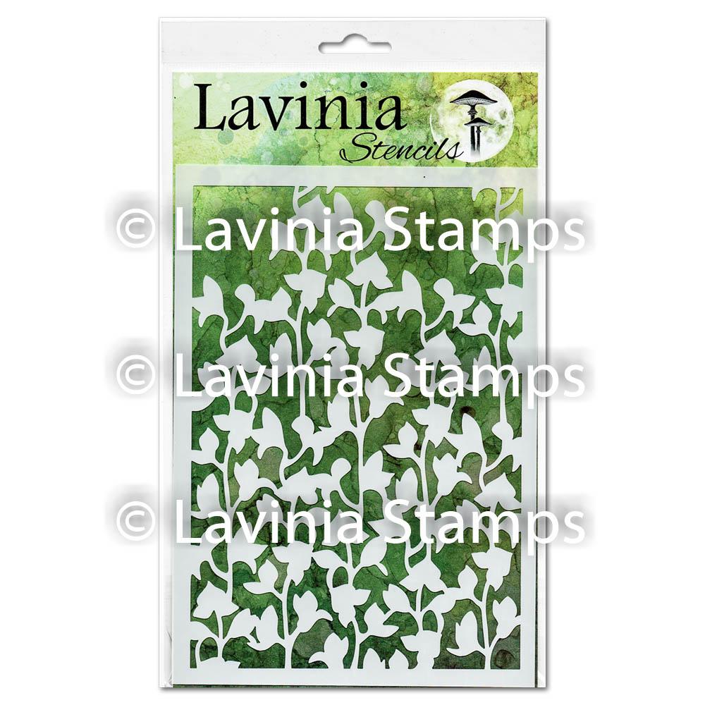 Orchid- Lavinia Stencils