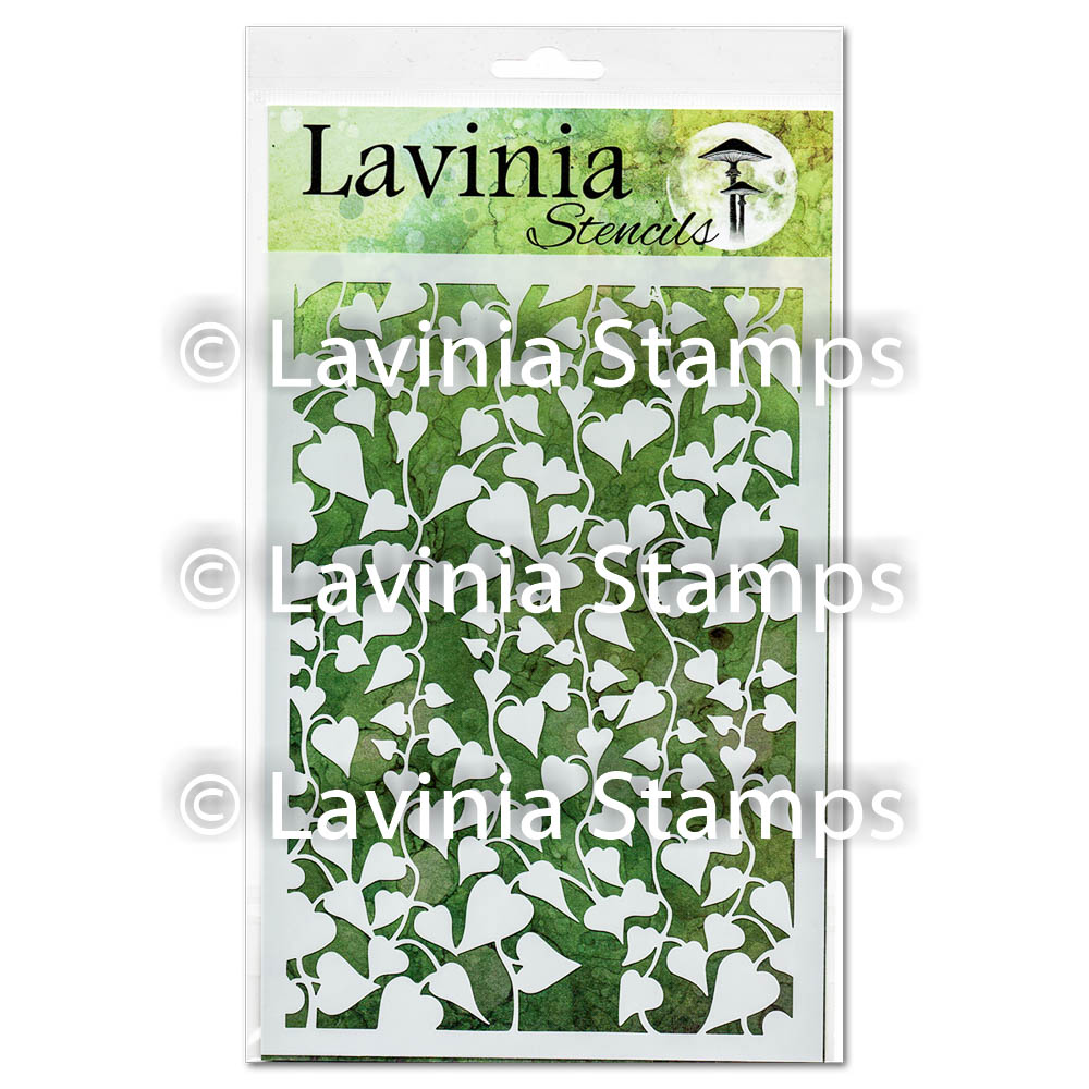 Ivy – Lavinia Stencils