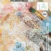 AAll&Create  #84 - A4 STENCIL - Profusion