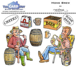 Home Brew - Stempel