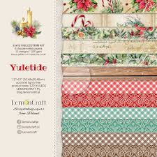 Yuletide - collection kit - 12 x 12