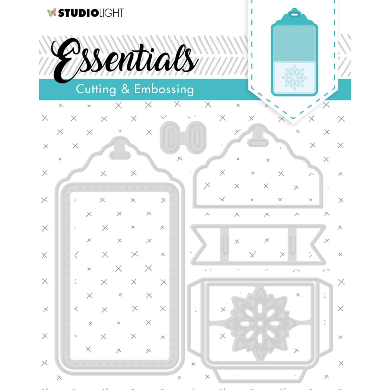 Studio Light • Embossing die cut Essentials nr.274