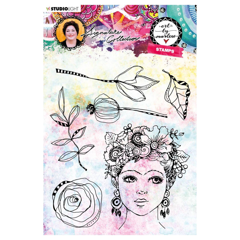 Studio Light • Clear stamp Art By Marlene 4.0 nr.41