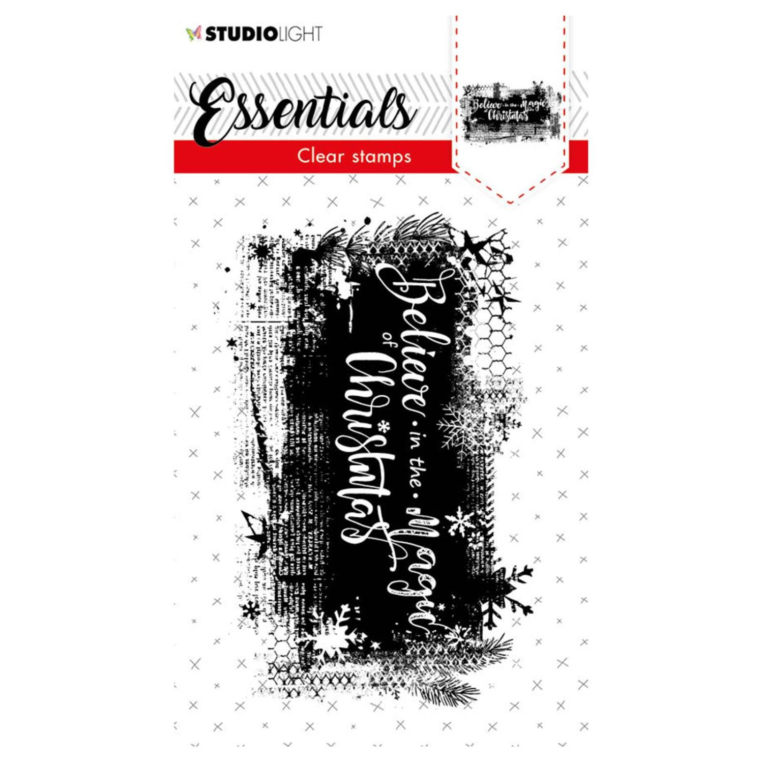 Studio Light • Clear stamp A7 Essentials nr.469