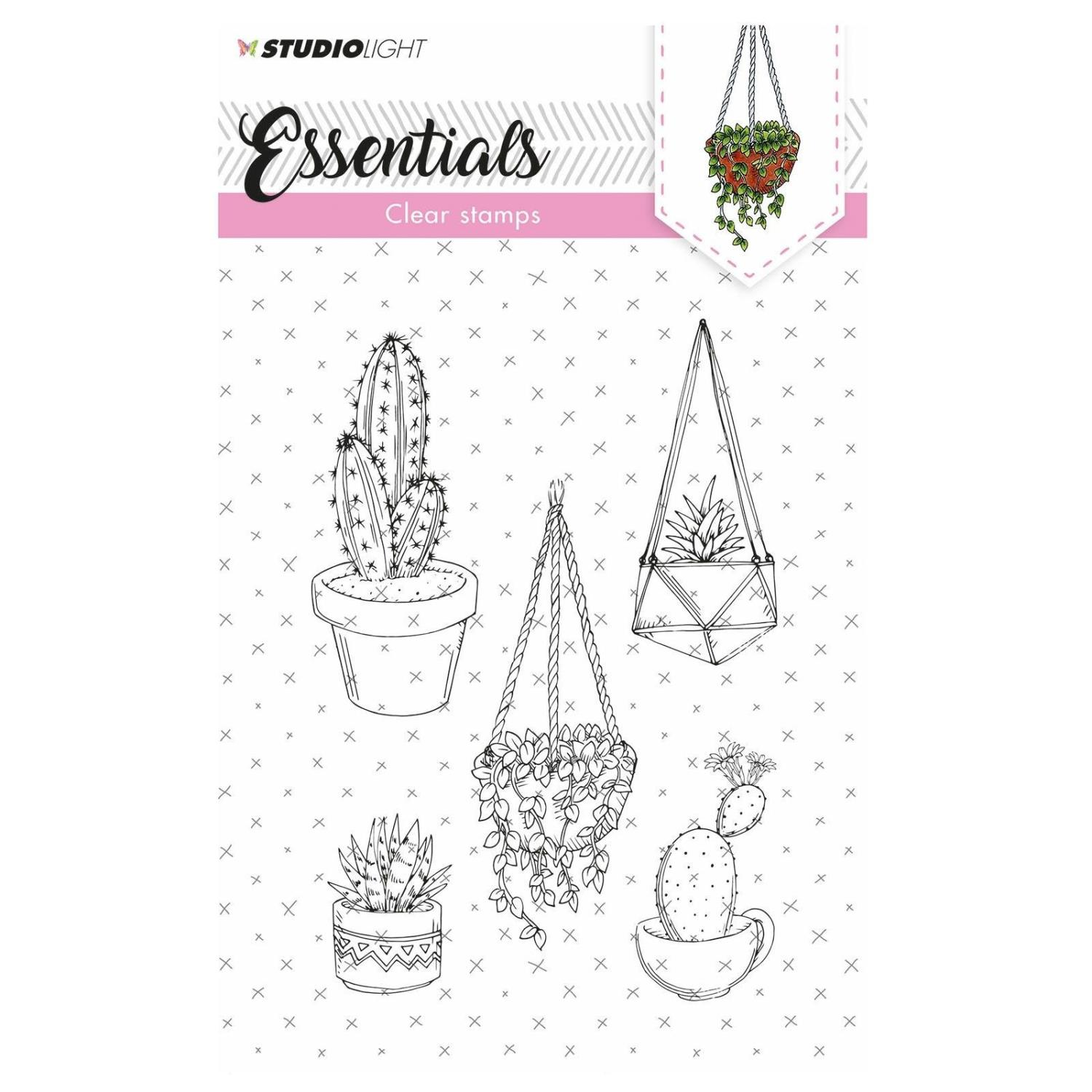 Studio Light clear stamp A6 Essentials nr.307