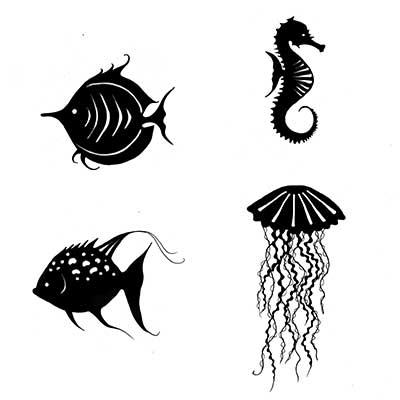 Sea Creatures - LAV170