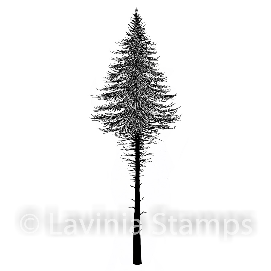 Fairy Fir Tree 2 Small LAV492s