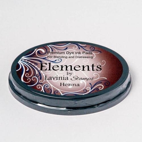 Elements Premium Dye Ink – Henna