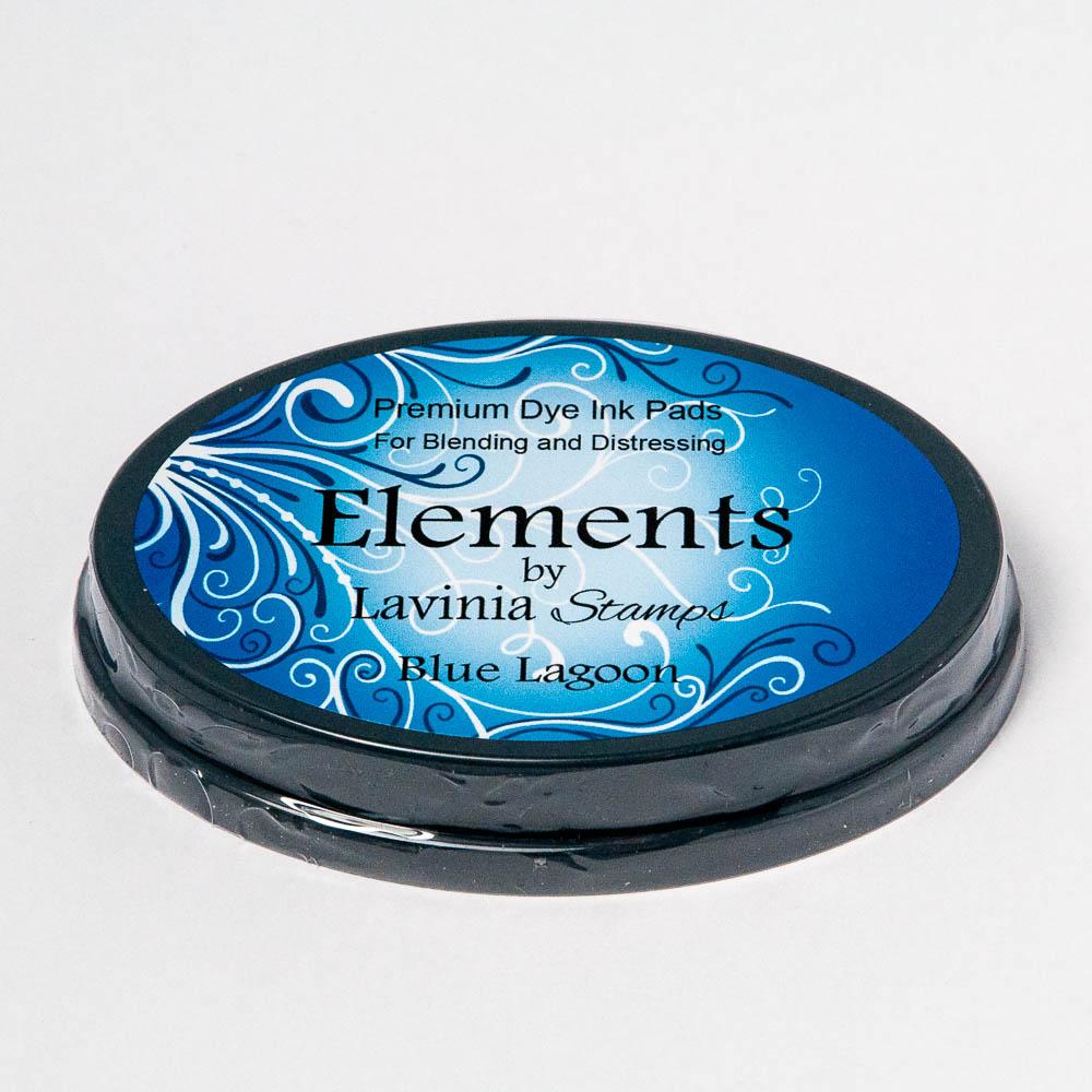 Elements Premium Dye Ink – Blue Lagoon