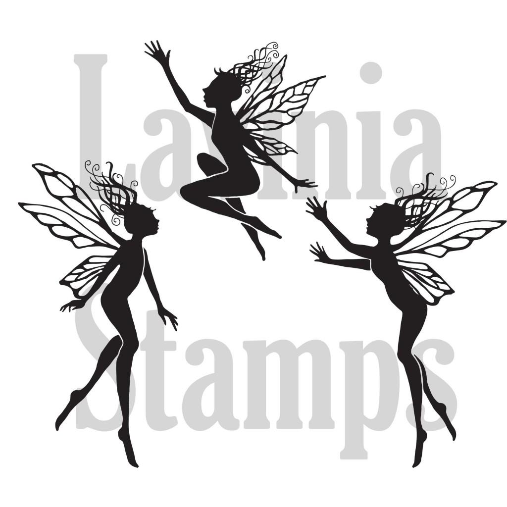 Three Dancing Fairies