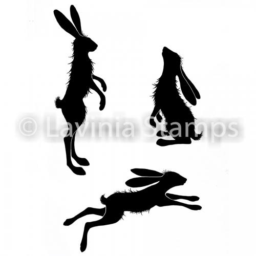 Whimsical Hares - lav482