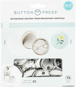 We R Memory Keepers • Button press insert small 25mm