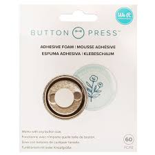 We R Memory Keepers • Button press adhesive foam 40pcs