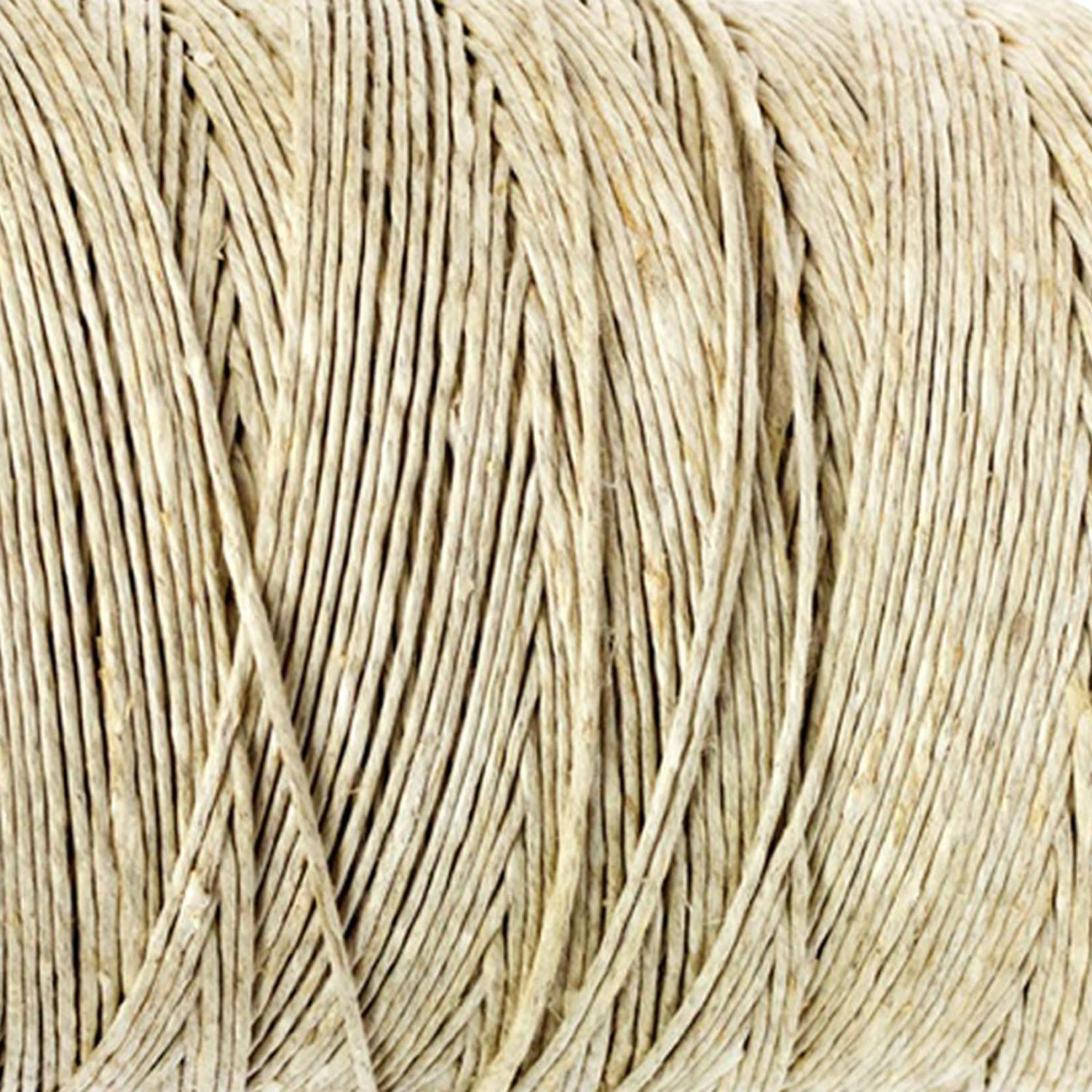 Hemp cord naturel 0,8mm x 100m