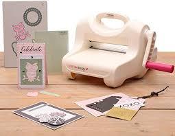 Vaessen Creative • Cut'Em easy cutting & embossing machine A5