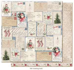 Maja design - Christmas Season - Greeting Cards