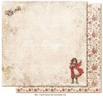 Maja design - Christmas Season - Santa will remember me